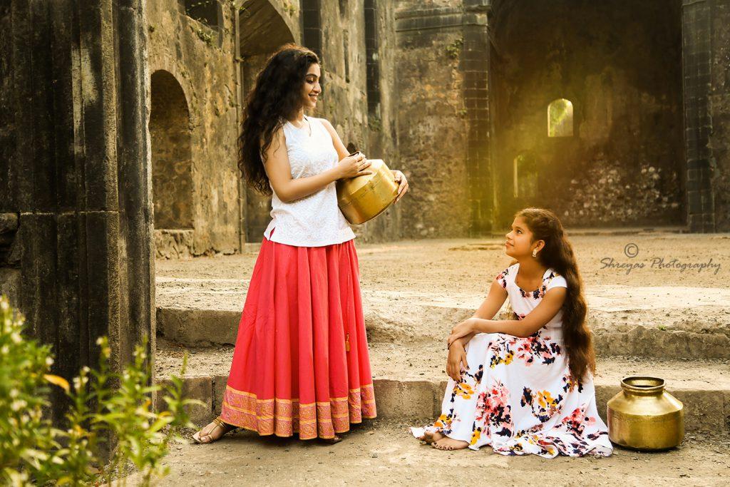 Fashion Photoshoot - Vasai Fort